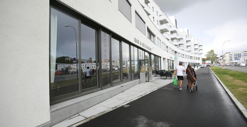 Ny bebyggelse Gladengveien