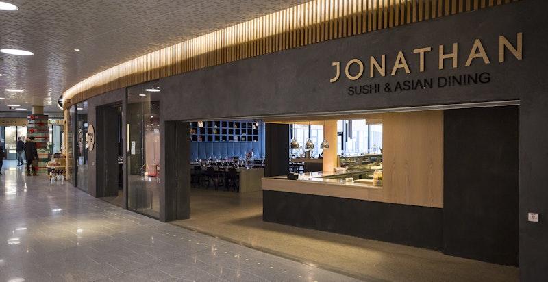 Jonathan Sushi på Fornebu S