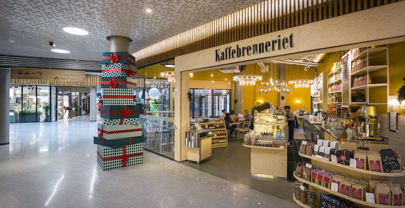 Kaffebreneriet på Fornebu S