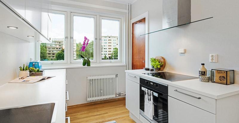 Moderne og tidløst kjøkken