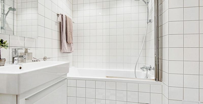 Pent, nyere bad/WC