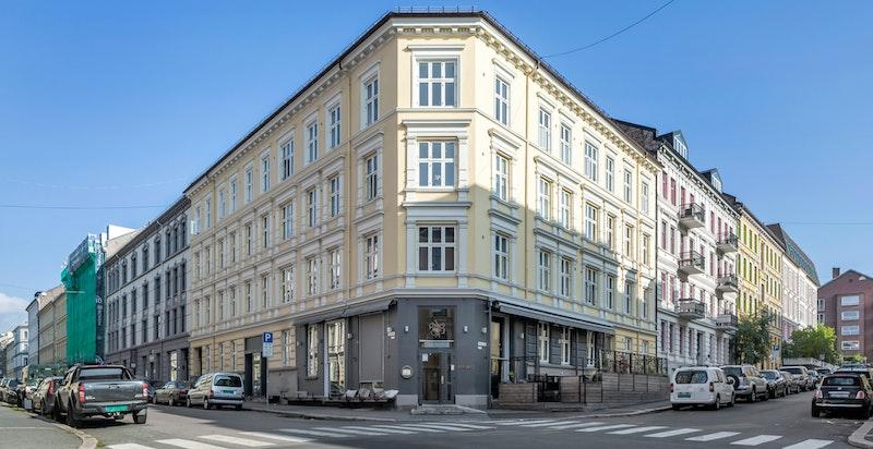 Vibes gate 11, leil. 502 - Sem & Johnsen v/Christian A. Aamodt