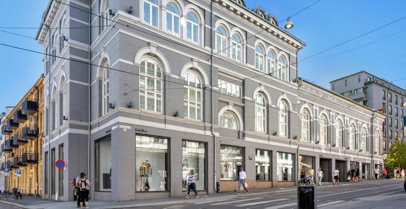 Zara i Bogstadveien