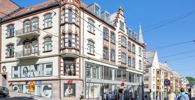 H&M i bogstadveien