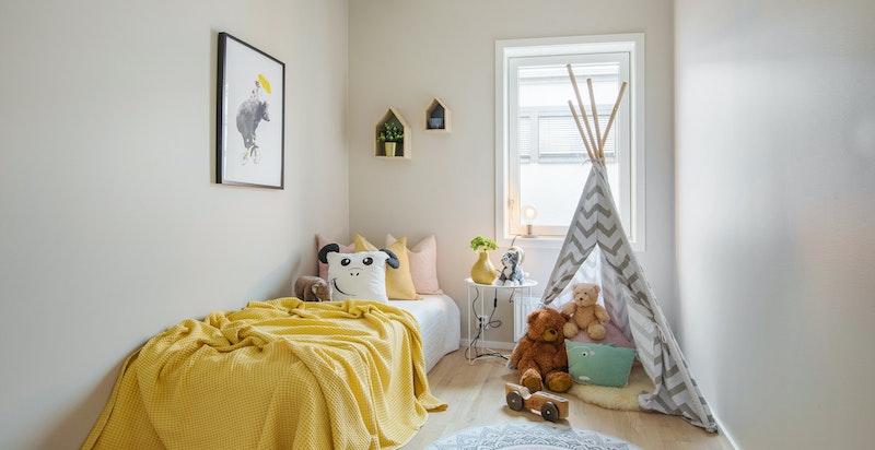 Bilde fra leilighet B3011 - soverom