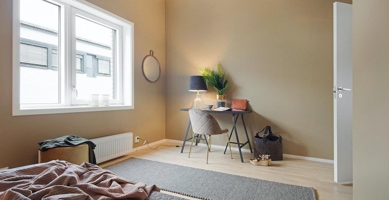 Bilde fra leilighet B3011 - romslig soverom