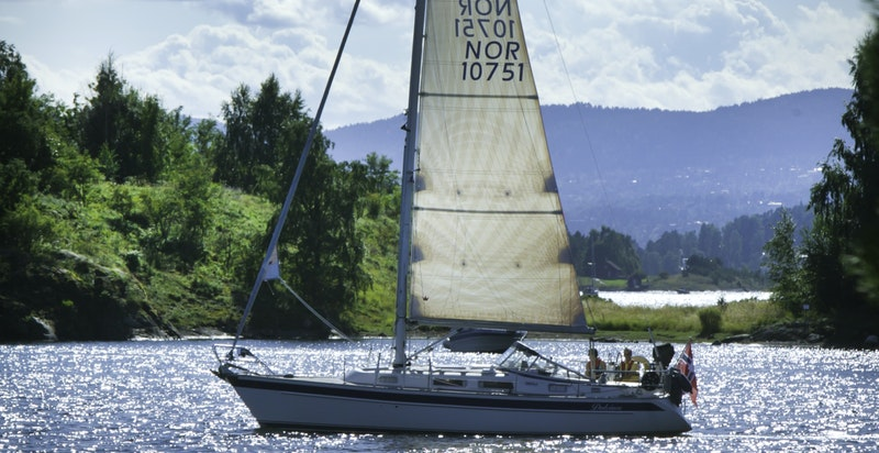 For de som elsker sjø og båtliv, gir en bolig på Rolfsbukta nye muligheter til å rusle ned til båten en kveld hvor sommerkvelden er på sitt aller varmeste.