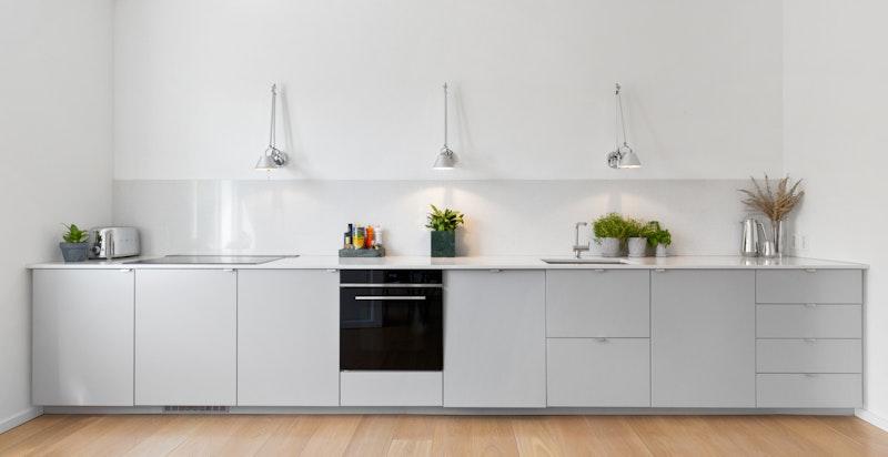 Stilrent kjøkken