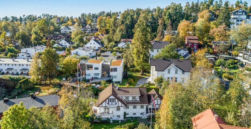 Svært attraktivt og barnevennlig boligområde på Bestum