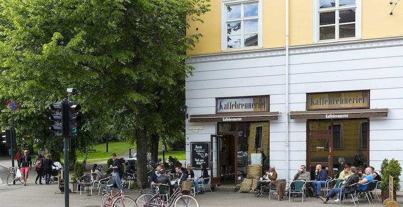 Kaffebrenneriet Thereses gt
