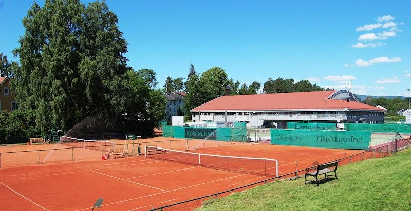 Bygdøy Tennisklubb.