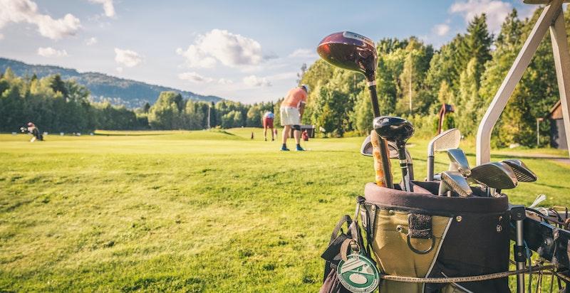 Nærområde - golfbane