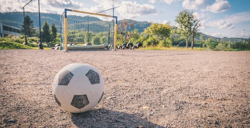 Nærområde - Hof skole og fotballbane