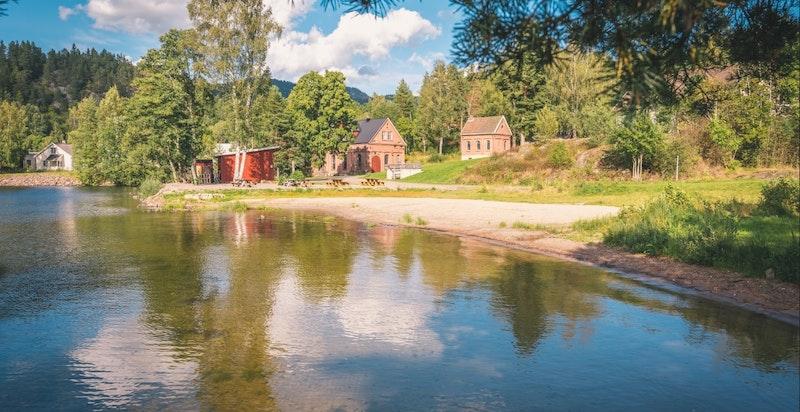 Nærområde - Eidsfoss friluftsområde