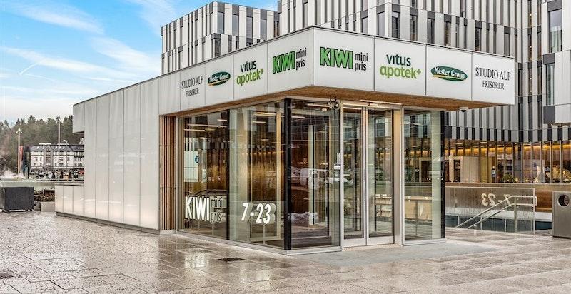 Fornebuporten - Norges største Kiwi-forretning