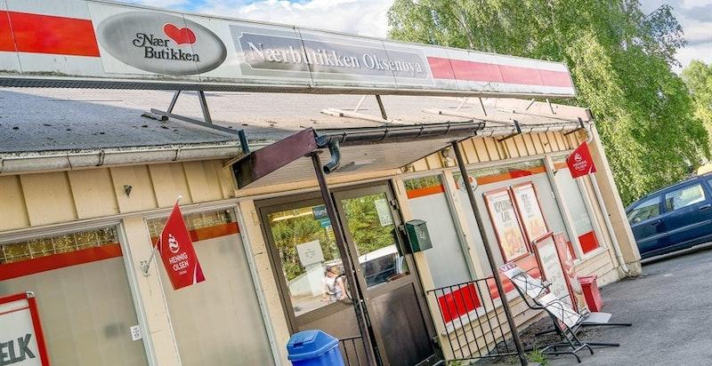 Søndagsåpen nærbutikk på Oksenøya - gangavstand fra leiligheten