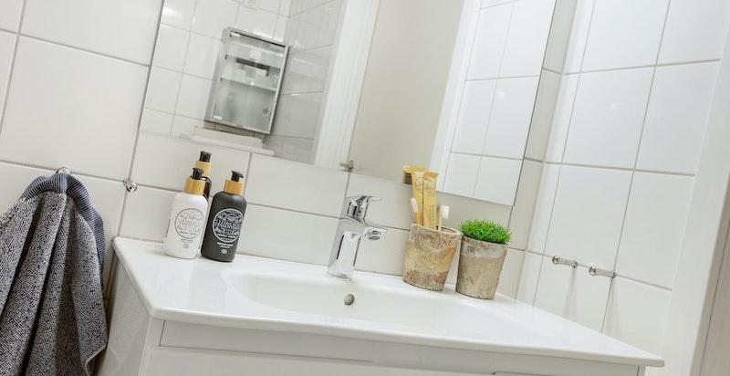 Detalj bad - servant