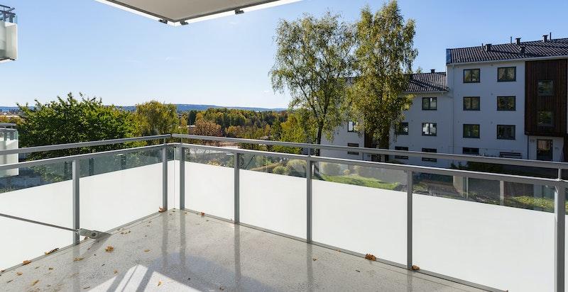 Solrik balkong