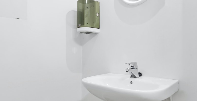 Separat WC i andre etasje