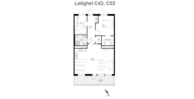 C43 C53