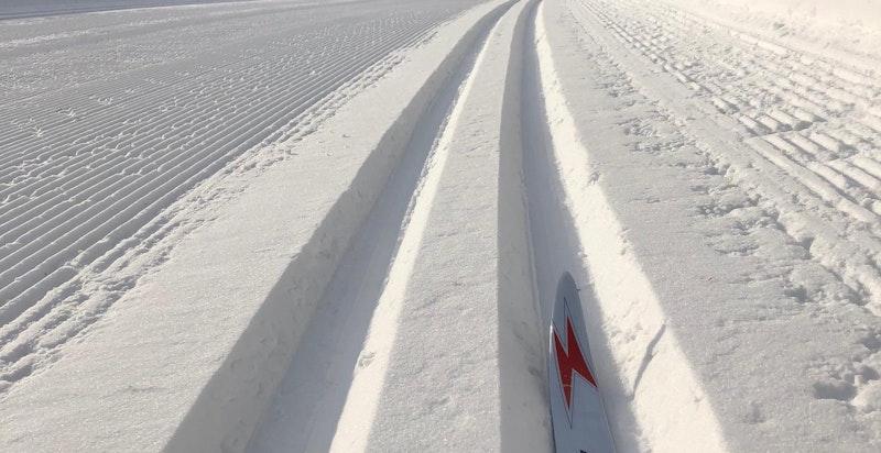 Fantastiske skiløyper i Lillomarka - rett utenfor døren