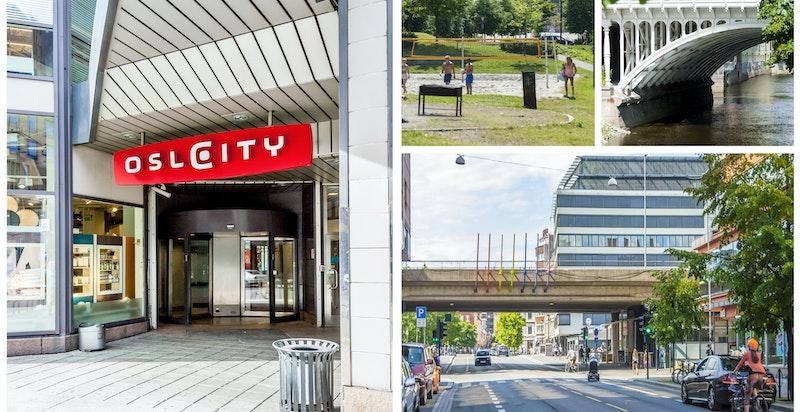 Byens fasiliteter og handlegater ligger i kort gangavstand. På 5 minutter er du på Oslo S, Oslo City, Barcode, m.m