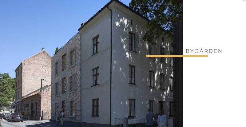 Bygården - 2 av 9 solgt; 1-, 2- og 3-roms ledig