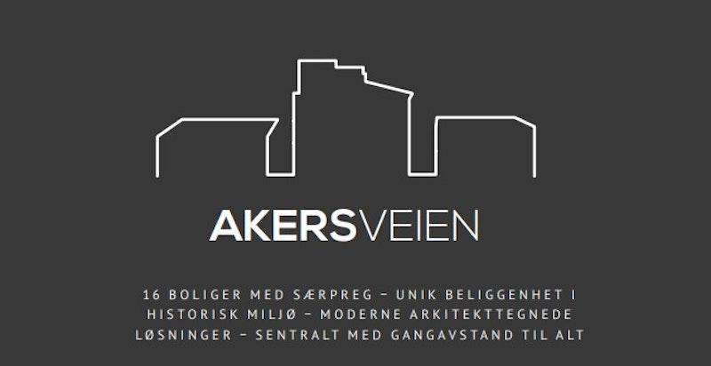Akersveien logo