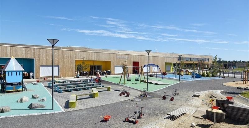 Storøya barnehage og skole
