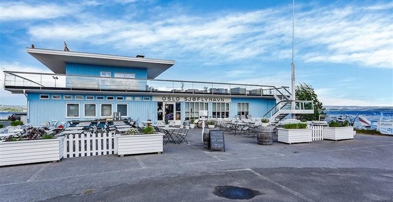 Nærområdet - Klassiske Sjøflyhavna kro