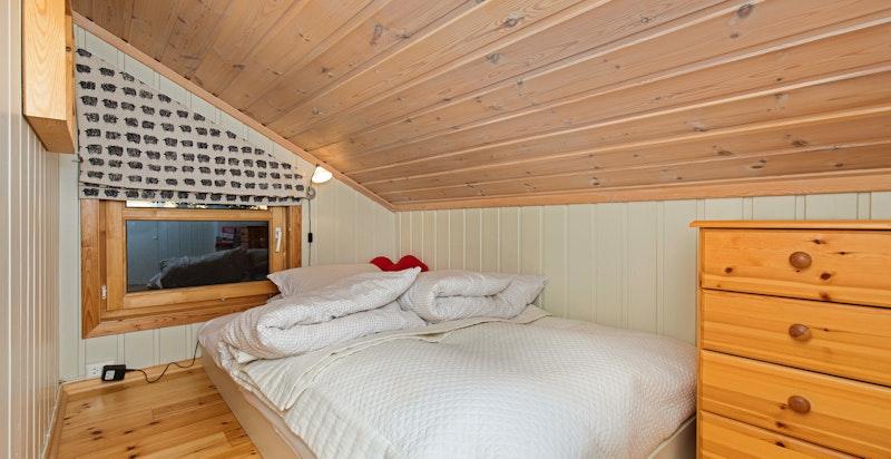 Innredet rom 2, ikke målbart areal til og kalles soverom