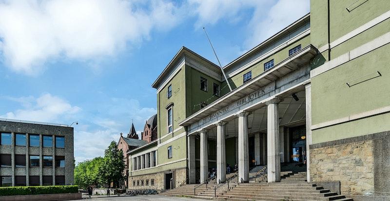 Deichmanske Bibliotek