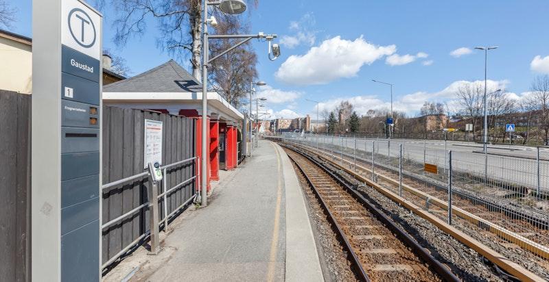Gaustad stasjon