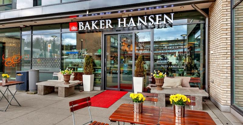 Baker Hansen og Vinmonopolet