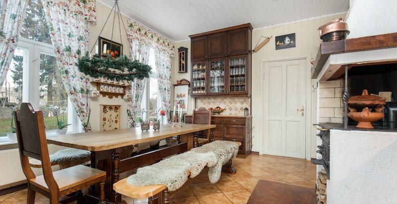 -Kjøkken-