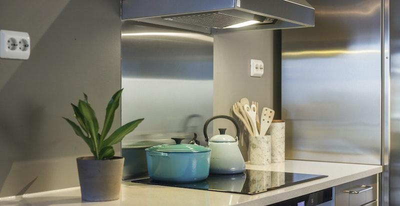 Kjøkken - benkeplate i Silestone