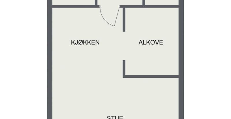 Planskisse 3. etasje