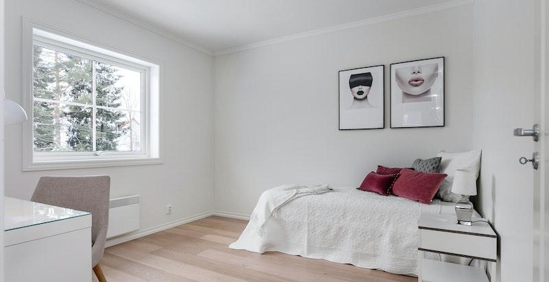 Soverom 2 (god plass til garderober i alle sov)