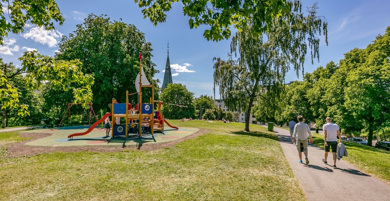 Nærområdet - Stensparken