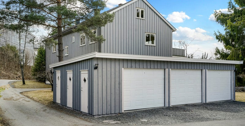 Garasje fra 2016