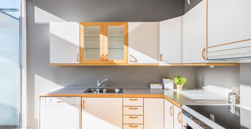 Kjøkkeninnredning fra Ballingsløv