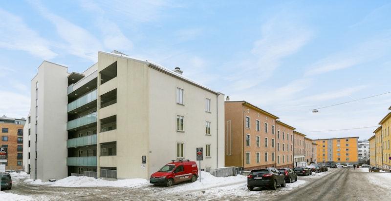 Nyere bygg fra 2010