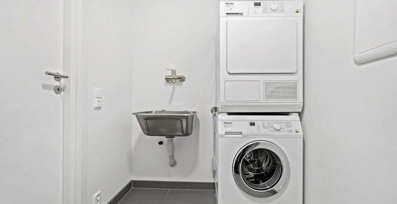 Opplegg for vaskesøyle