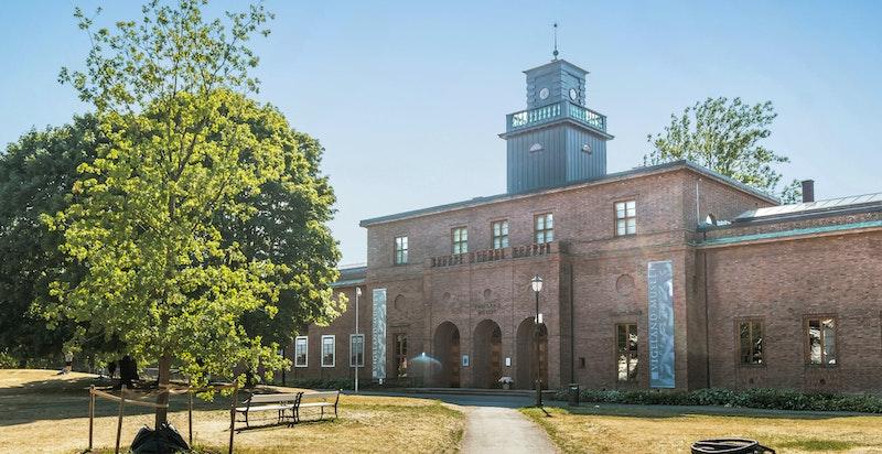 Vigelands-museet ligger rett over gaten fra Solheimgata 12