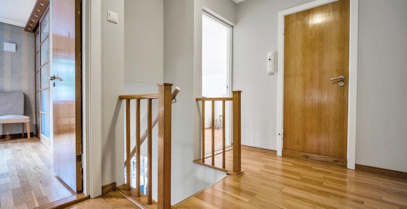 Trappegang - 2. etasje