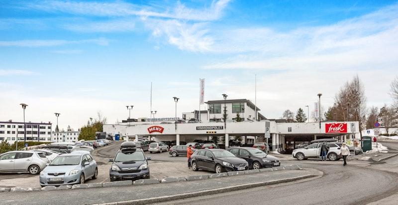 Nærområde - Østerås senter