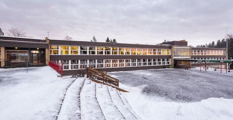 Nærområde - Østerås skole