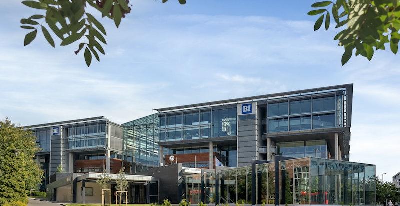 Handelshøyskolen BI ligger også i Nydalen.