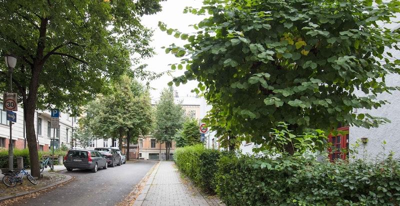 Henrik Klausens gate