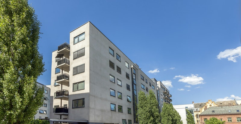 Fasade - Jess Carlsens gate 10